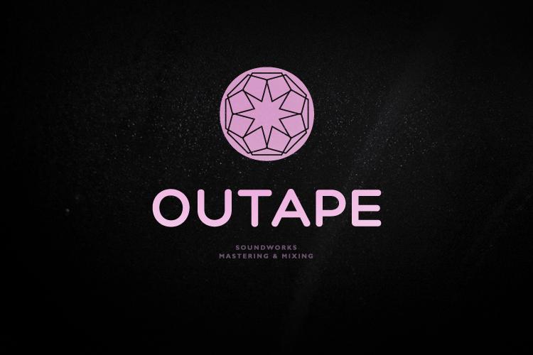Вариант логотипа Outape
